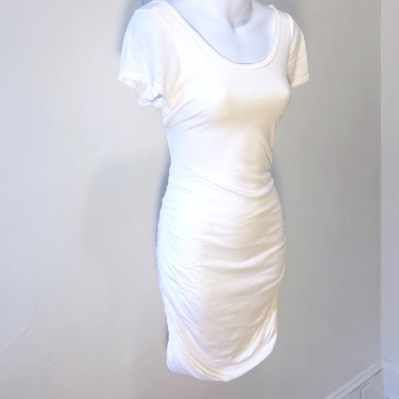 Splendid Dresses & Skirts - Splendid White Jersey Dress Resorts Wear
